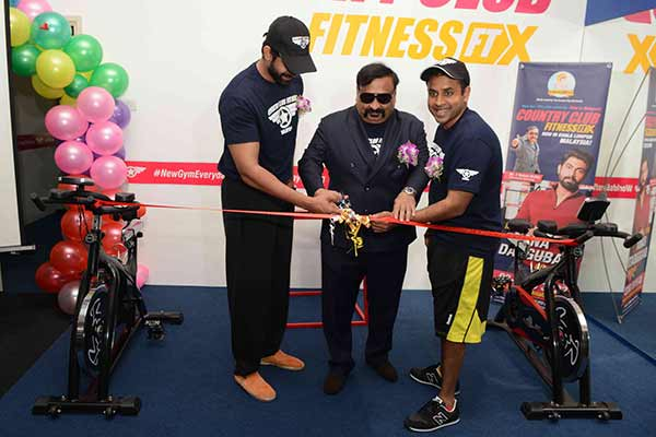 Country Club enters Malaysia with a fitness Club - Country Club Fitness FTX