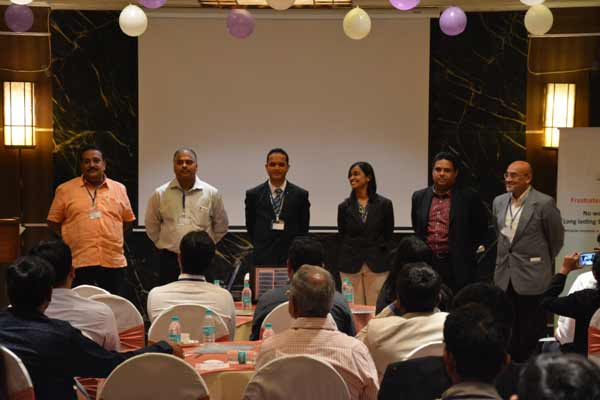 J4E Entrepreneurs meet held with a goal of stimulating eco-system for Startup's and MSME's