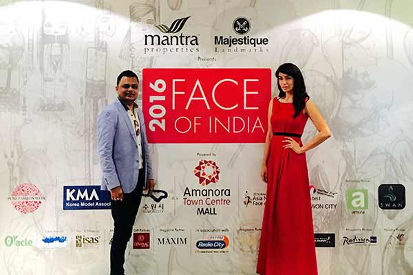 Face of India Season 2 in Pune