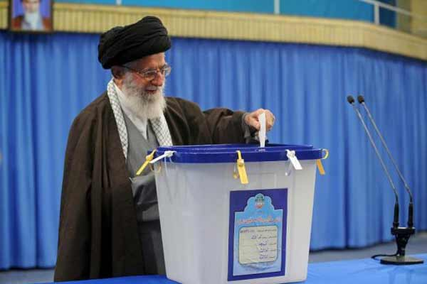 Huge turnout as Iran votes to shape post-sanctions era