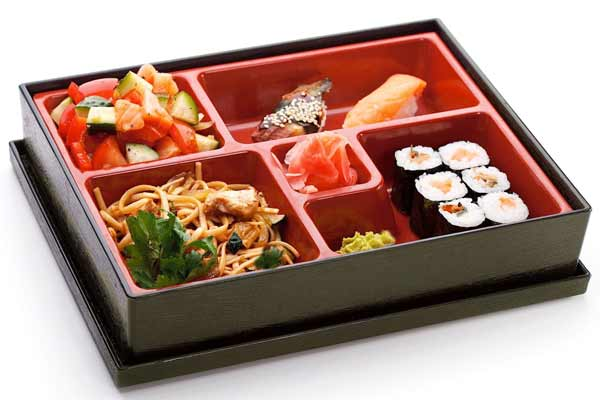 Treat your taste buds with the Bento Box by Chef Fumio, Japanese Chef @ Kitchen District, Hyatt Regency Gurgaon