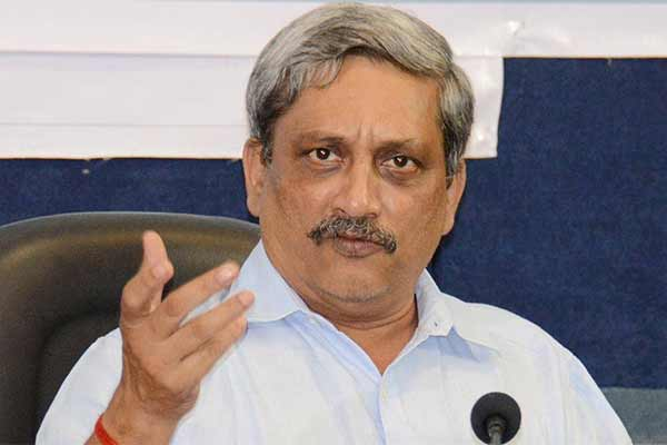 Defence Minister Parrikar: China hasn't built any road in Indian territory