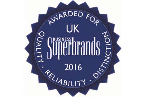 "TCS recognised as ""Superbrand"" in the UK"