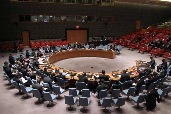 Security Council authorizes countries to help Libya destroy chemical weapons