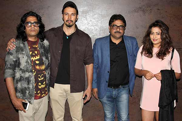 Celebs came at screening of film Direct Ishq at Fun Republic, Andheri West