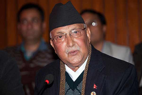 Nepal PM Oli steps down