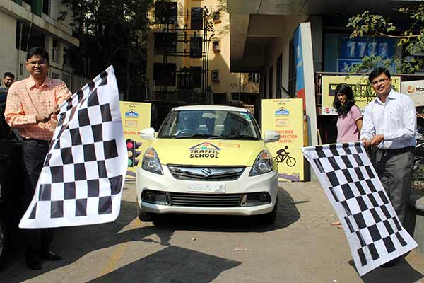 Radio Mirchi - Maruti Raod Safety program in Pune