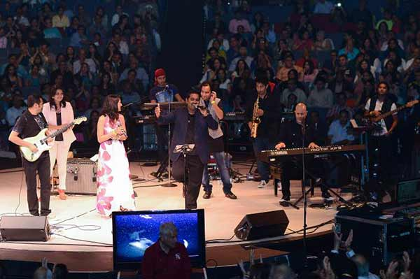 Shankar Ehsaan Loy, Sunidhi Chauhan, Aditya Narayan To Enthrall Audience At AAPI's 34th Annual Convention in New York