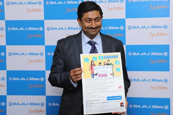 Bajaj Allianz Life launches Principal Gain with assured return in ULIPs