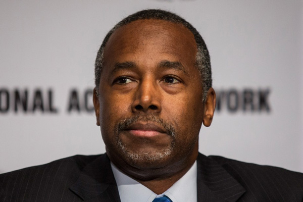 Ben Carson withdraws from Republican presidential race sighting unsatisfactory results