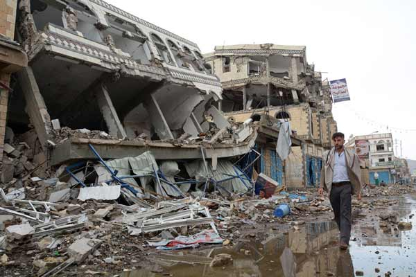 In wake of another deadly attack in Yemen, UN human rights chief decries Coalition airstrikes