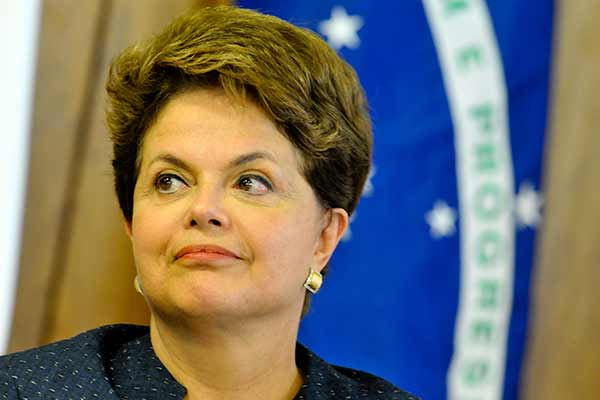 Ahead of impeachment vote, Brazil president warns of 'putsch'