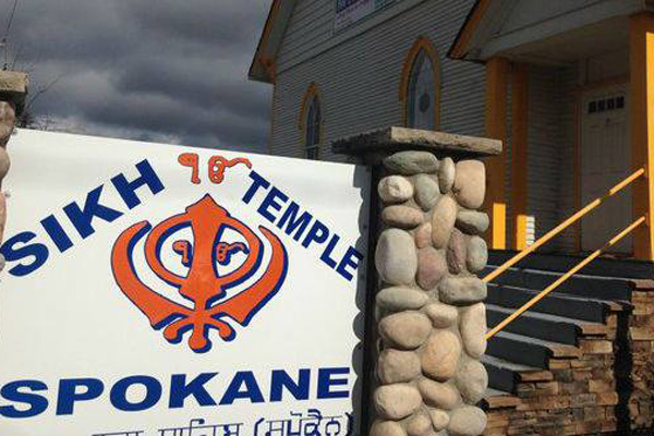 Gurdwara in US gets vandalized by 'Naked' man