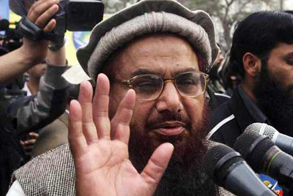 Hafiz Saeed claims protests in Kashmir were fuelled by LeT