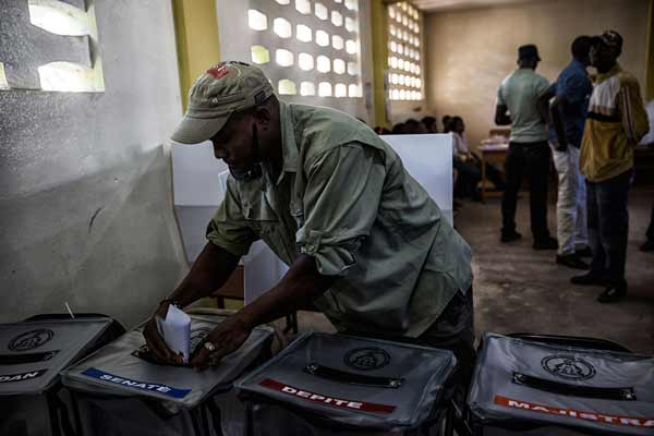 Haiti's only path to institutional and political stability is going to the polls – UN envoy