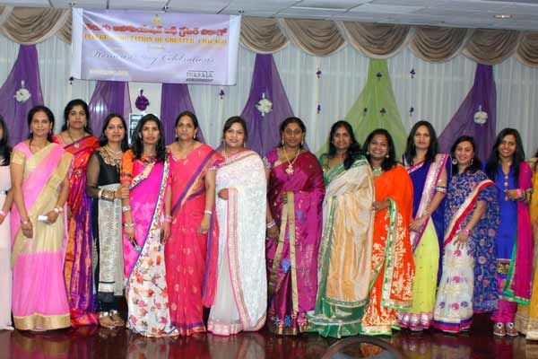 International Women's Day Celebration hosted by Telugu Association of Greater Chicago