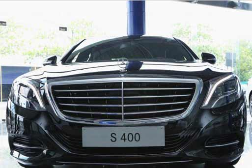 Mercedes-Benz S400 launched in India, costs Rs 1.31 crore