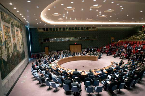 At Security Council, Ban calls for eradicating weapons of mass destruction 'once and for all'