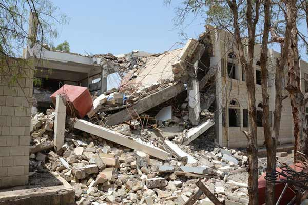 Deploring airstrikes in Yemen, Ban urges conflict parties to 'cease all military activities,' begin dialogue