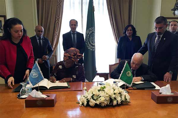 New UN-Arab League agreement aims to prevent conflict-related sexual violence