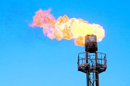 EBRD supports the reduction of gas flaring in Egypt