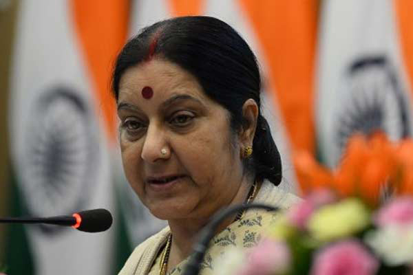 Sushma Swaraj: Britain gateway for India to European Union