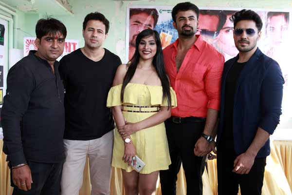 Opening ceremony of Hindi feature film based on Pratyusha Banerjee's life