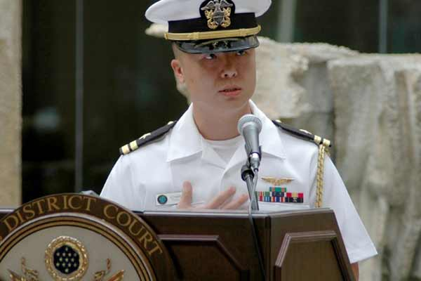US Navy flight officer suspected of passing secrets to Taiwan, China
