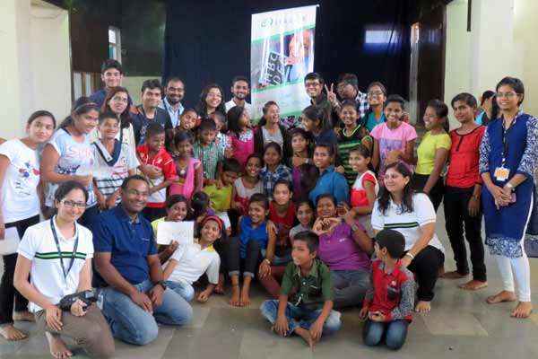 SOS Children's Villages of India receives Donation from Seagate and Conducts Employee Engagement Programme at its Village in Pune
