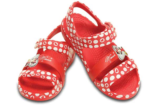 Crocs presents the new Kids Keeley Collection