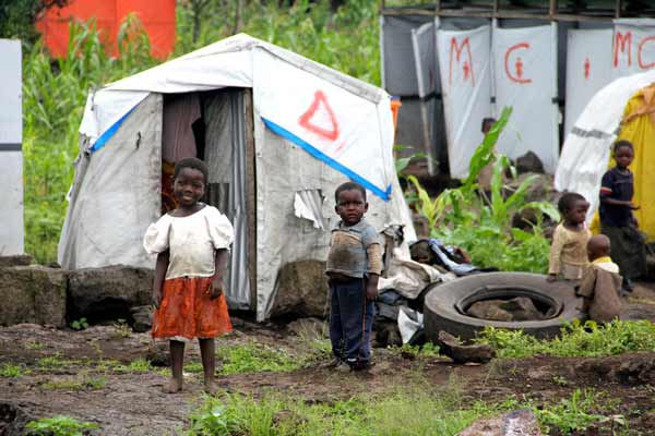 UN agency urges parties to ensure rights of people displaced amid violence in eastern DR Congo