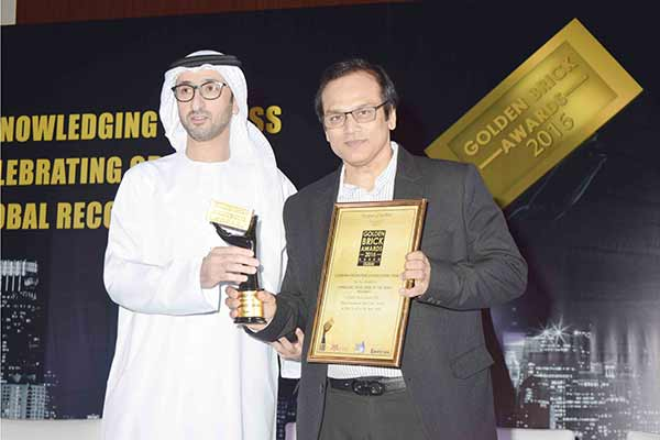 Guardian Developers wins two prestigious awards at first India International Real Estate Awards