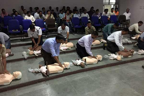 American University of Antigua College of Medicine holds first ever responder trainings in India