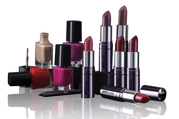 Amway launches new range of Attitude Lip Colors & Nail Paints