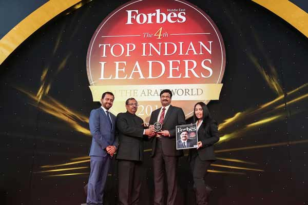 Masala King Dr. Dhananjay Datar climbs to 33rd position in Forbes ME ranking