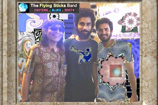 Spirited Saturdays live performance by The Flying Sticks an exhilarating night out with friends at The Beer Café