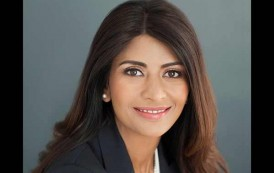 Jagruti Panwala an Indian Origin Entrepreneur being the first women to be appointed at the Office of the Secretary of AAHOA