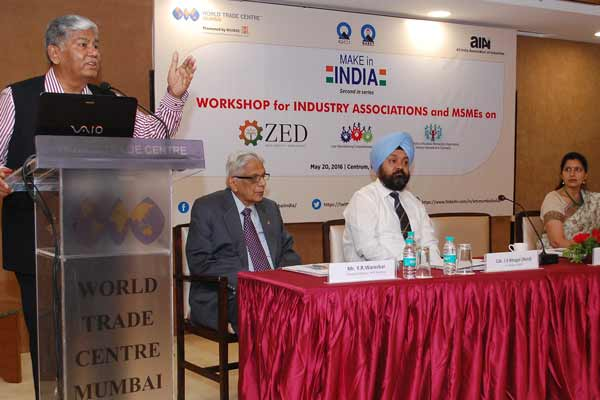 ZED model to enable Indian MSMEs join global value chain