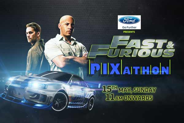 Sony PIX brings to you the ultimate edge-of-the-seat entertainment with Fast and Furious PIXathon