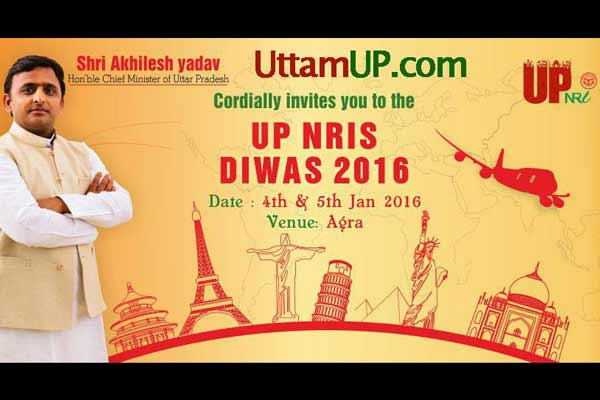 Second edition of 'UP NRI Diwas' to be held in Lucknow in January