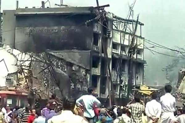 Dombivali blast: 2 Dead, over 80 Injured