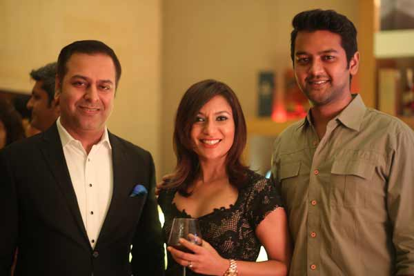 Launching Chef Angad Rai at Kangan with  an exclusive food and whisky pairing with Blue Label