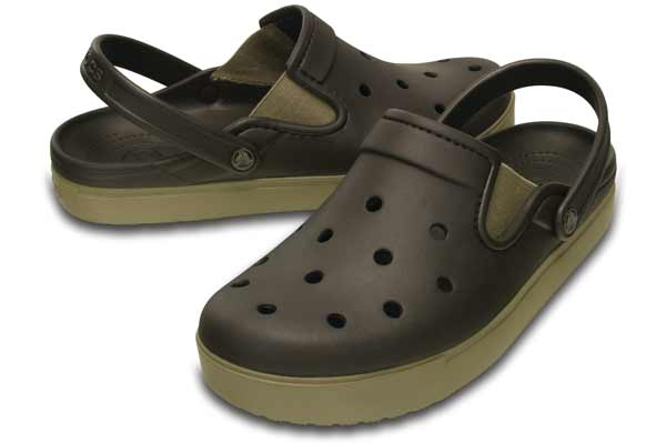 Crocs presents a brand new Citilane Collection