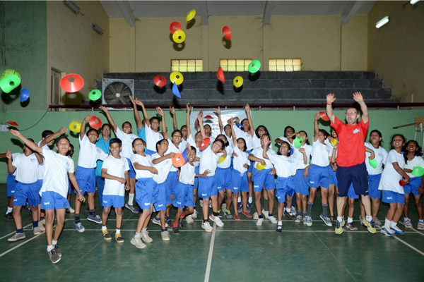 Ferrero India concludes 'Joy of Moving' a week long summer camp in Baramati under the Kinder+Sport initiative
