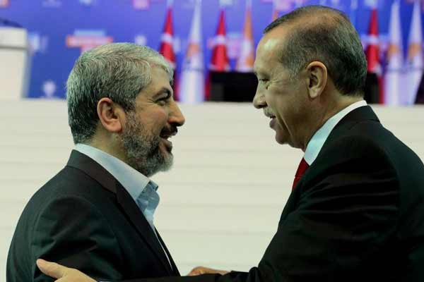 Hamas thanks Turkey for Gaza efforts
