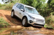 Land Rover announces a thrilling off-road drive experience in Noida