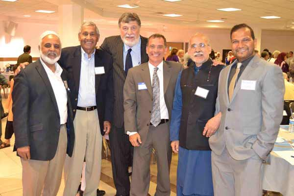 MCC/MEC held historical 2nd Annual Interfaith Iftar Dinner