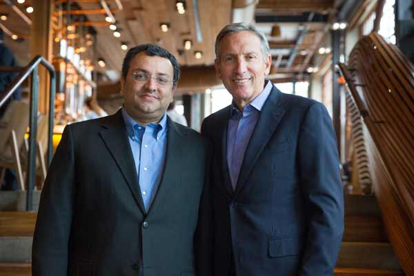 The Tata group and Starbucks Coffee Company Strengthen Global Partnership with Multiple New Commitments