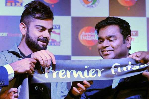 AIFF president issues veiled warning to Virat Kohli promoting Premier Futsal League