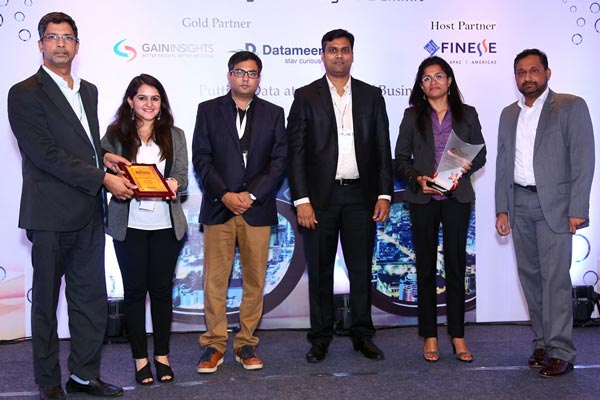 Brillio wins multiple awards at the Big Data, Analytics & Insights Summit